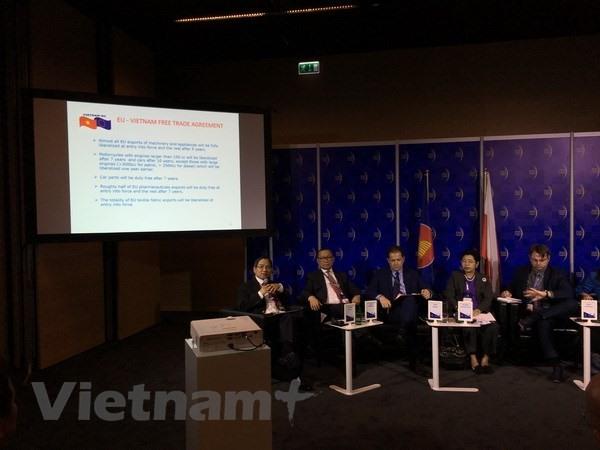 EVFTA to strengthen VN-EU ties