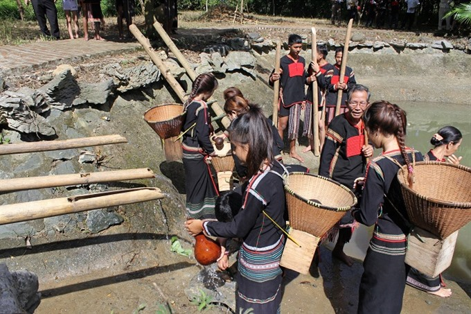Activities highlight culture of Central Highlands ethnic groups