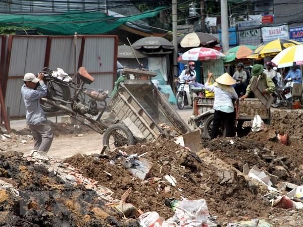 HCMC needs waste treatment facility