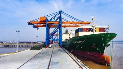 Nam Đình Vũ deep-water port begins operations