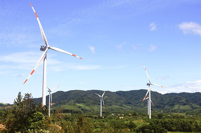 Quảng Trị green-lights two wind solar projects