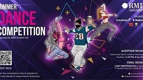 The RMIT Summer Dance Competition 2018