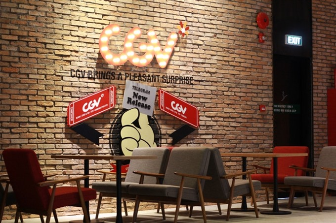 CGV Vietnam to go public on Korean bourse
