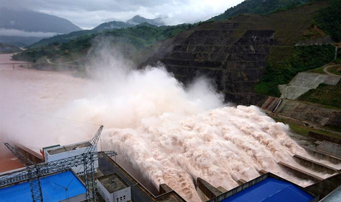 Hydroelectric plants ready for flood season