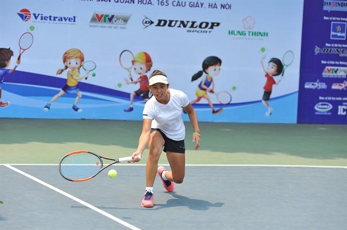 VTF Junior Tour begins in Tây Ninh