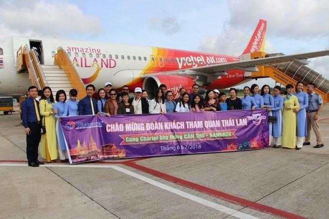 WorldTrans launches Cần Thơ-Bangkok direct route