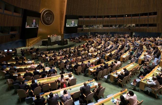 UN set to impose arms embargo on South Sudan