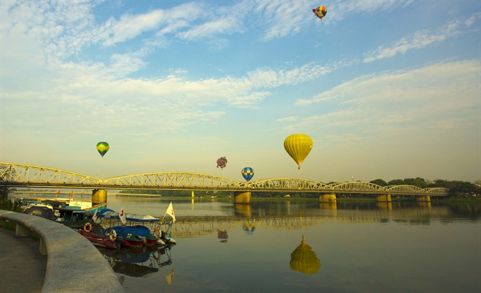 Huế is to build a tourism mart