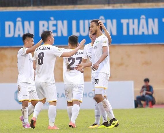 SLNA beat Thanh Hóa in National Cup semi-final