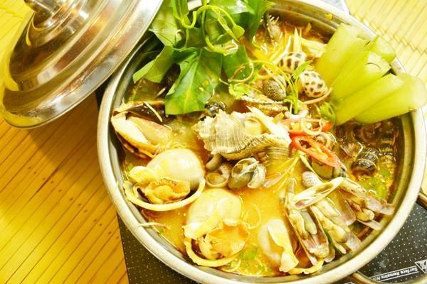 Ốc Vi Sài Gòn - Best snails in town