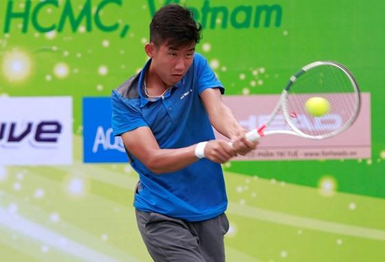 Phương enters quarter-finals at intl tennis event