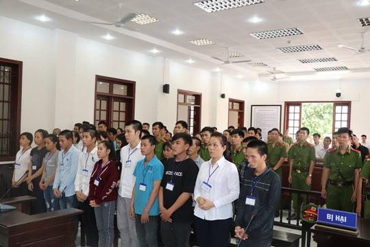 Protesters sentenced for disturbing public order in Biên Hòa