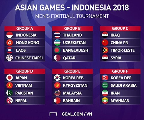 Việt Nam Olympic team to face Japan in Asian Games