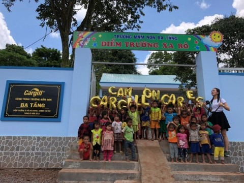 Cargill charity raises over VNĐ6 billion