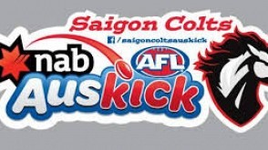 South Melbourne Districts hold Auskick event in HCM City