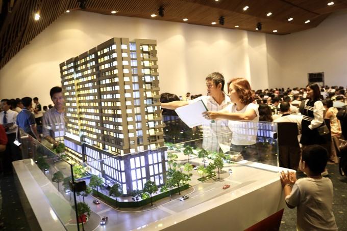 City condo market begins to recover