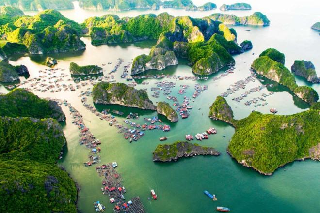 Thrillist names Lan Hạ Bay top place to visit