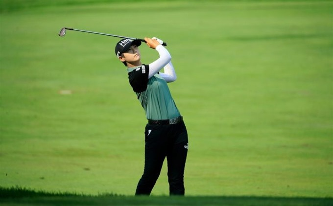 Park returns to world No 1 with LPGA Indy playoff win