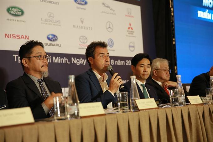 HCM City to host Việt Nam Motor Show