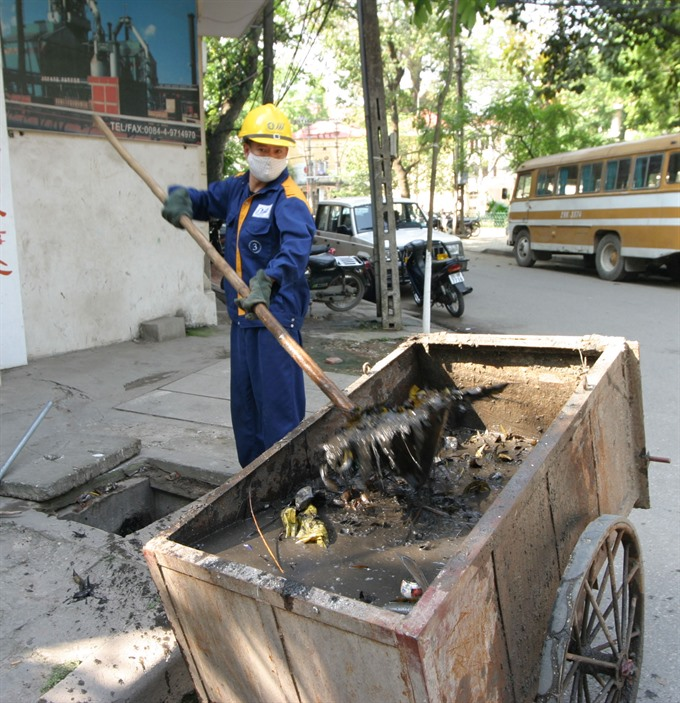 Hà Nội learns from Yokahama to fix sewage woes