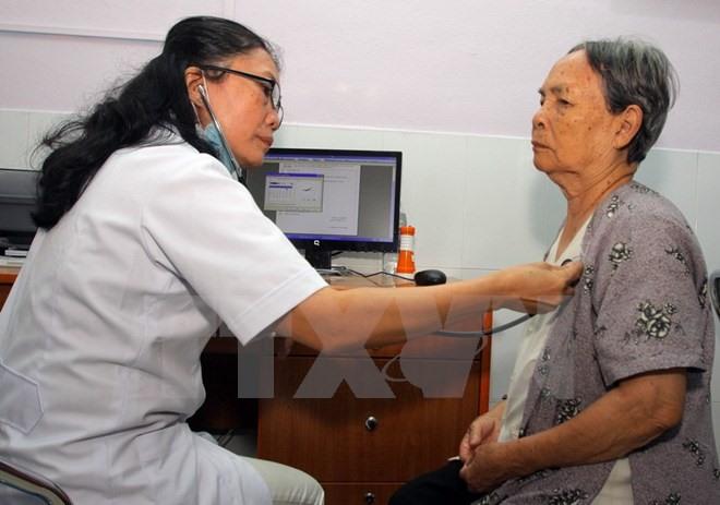 Cần Thơ to improve senior healthcare