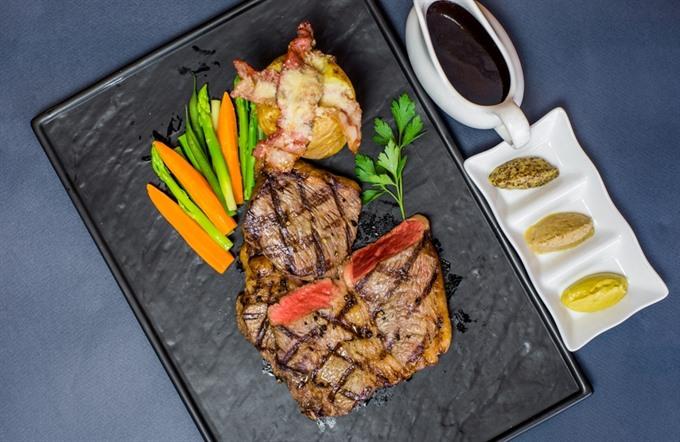Wagyu Rump Steak Recipe