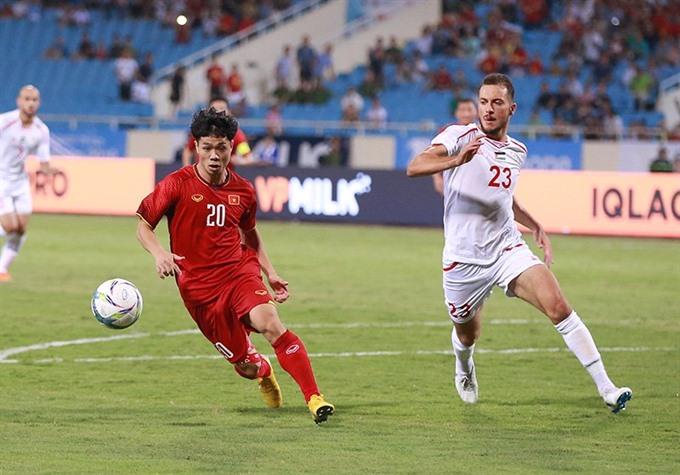 U23 Việt Nam defeated Palestine 2-1