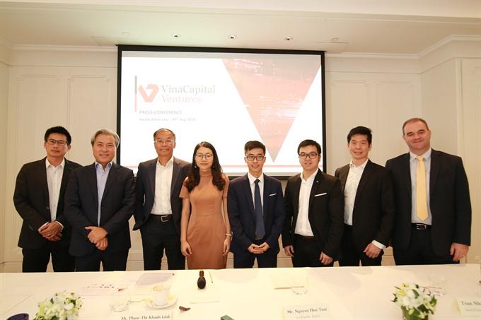 VinaCapital launches 100m tech venture
