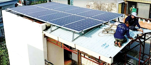 HCM City looks to encourage solar energy use pays consumers for power