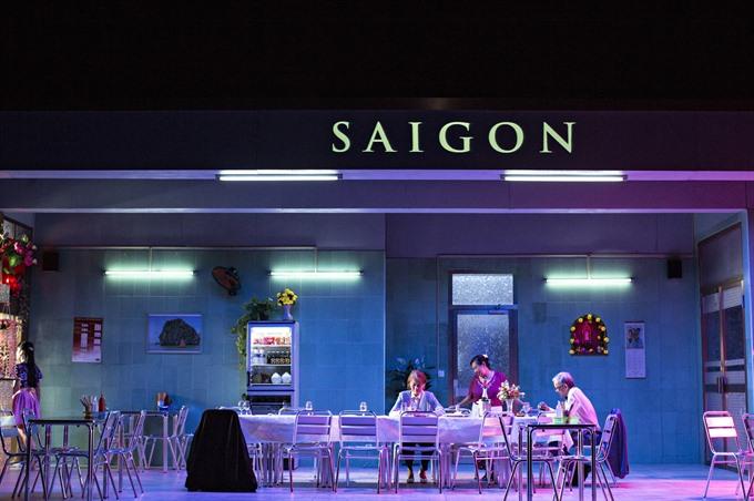 French director takes Saigon to HCM City
