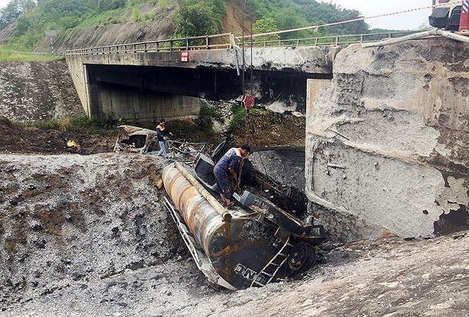 Temporary bridge to be built serving vehicles in Nội Bài – Lào Cai Expressway