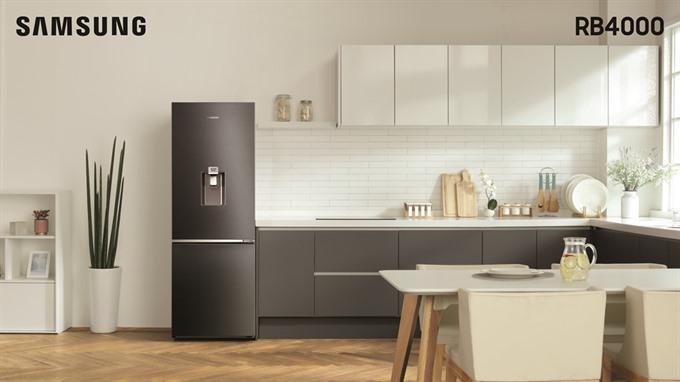 Samsung's global fridge launch in Việt Nam