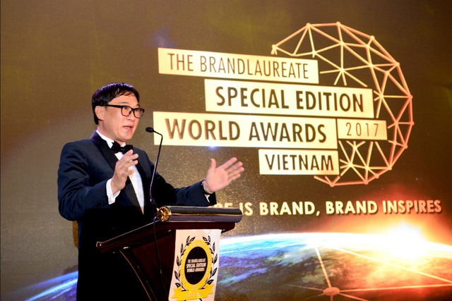 World brand prizes to be presented in November