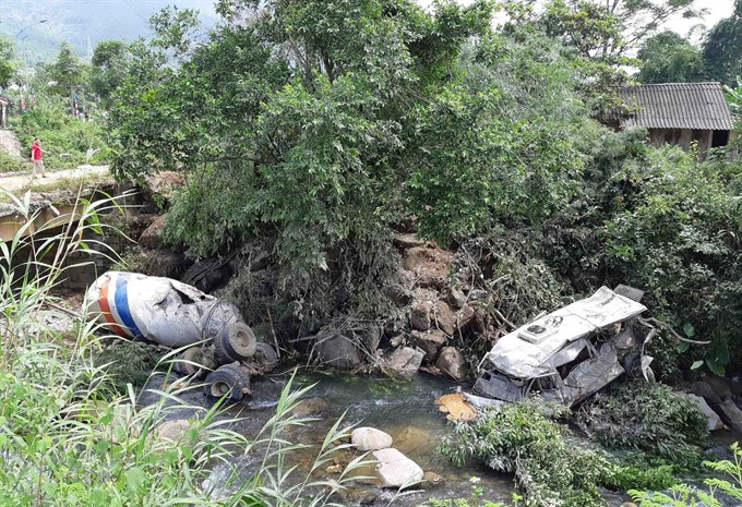 Truck-coach collision claimed 13 lives in Lai Châu Province