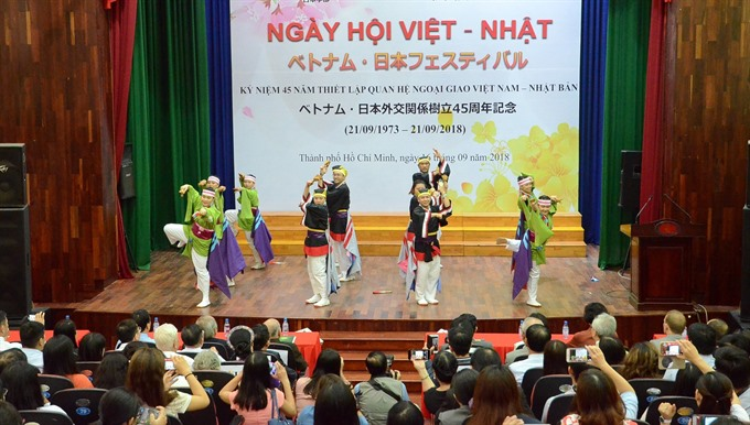 HCM City event honours 45 years of VN-Japan ties