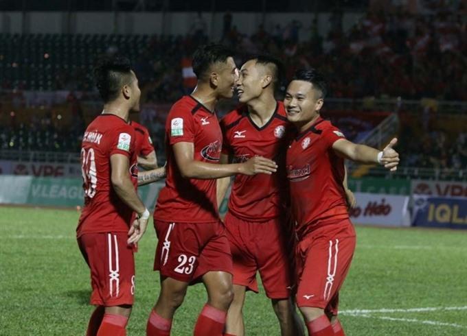 HCM City beat HAGL at V.League 1