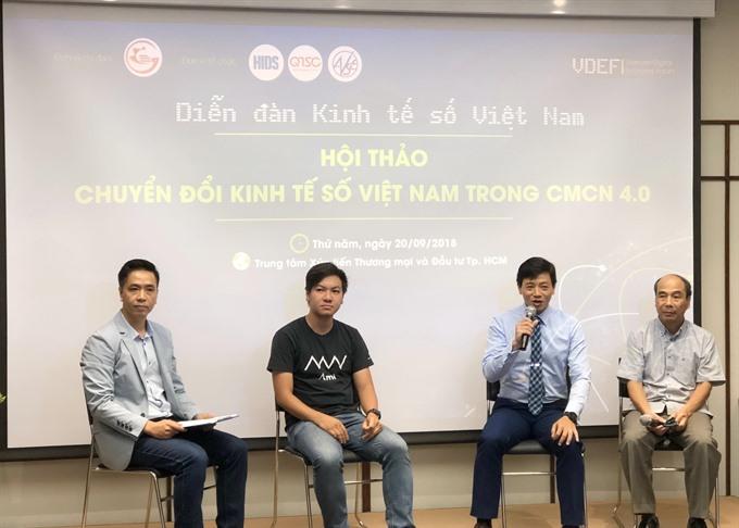 Firms urged to hasten digital transformation