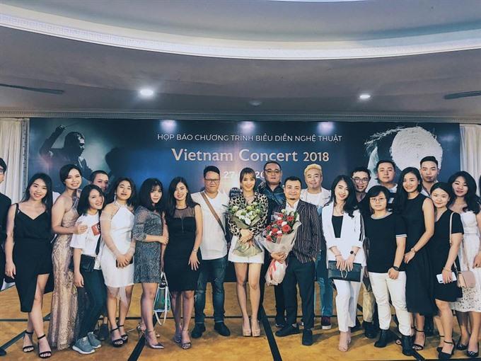 Maius Philharmonic performs with Korean artists
