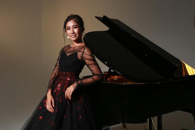Vietnamese-Australian pianist to celebrate VN-Australia diplomatic ties