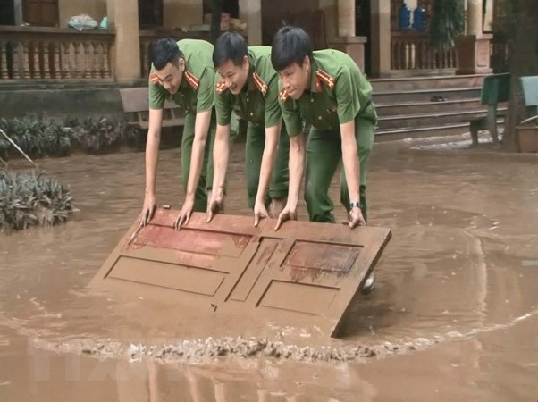 Mường Lát isolated after deadly flash floods and landslides