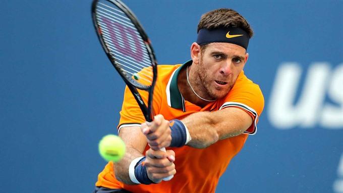 Del Potro beats Isner ends American hopes to reach third US Open semi-final