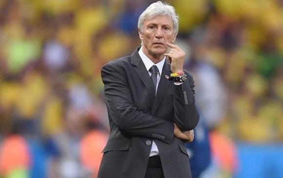 Argentine Pekerman quits Colombia coach job
