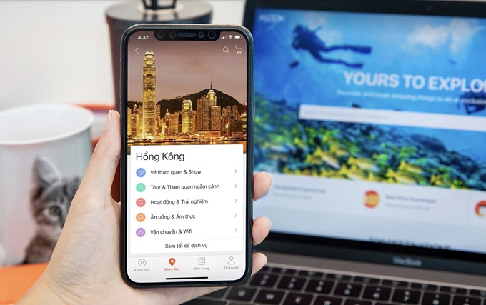 Tech changing face of Vietnamese tourism