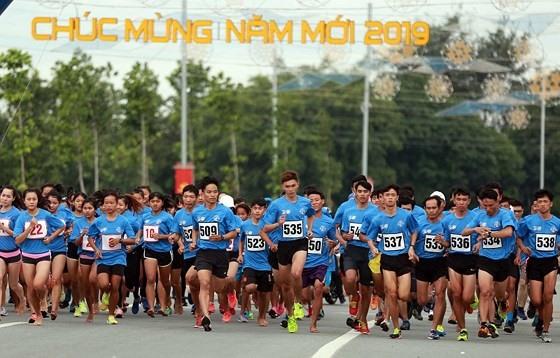 Quảng Ngãi win BTV new year marathon tournament 2019