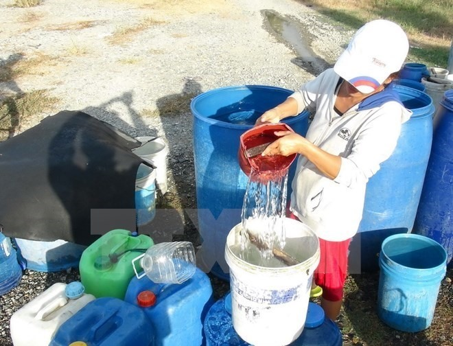 Tap water at last for Quảng Ngãi households