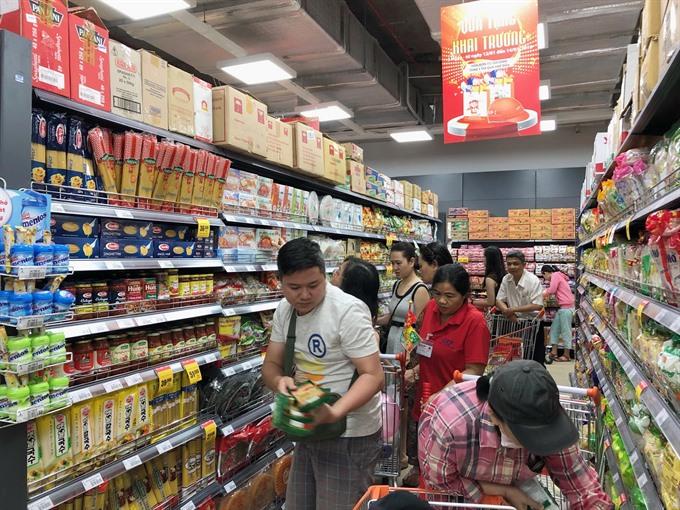 Sense City Phạm Văn Đồng department store opens in HCM City