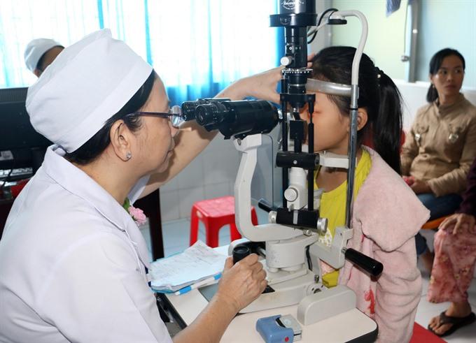 Many children receive incorrect prescription lenses