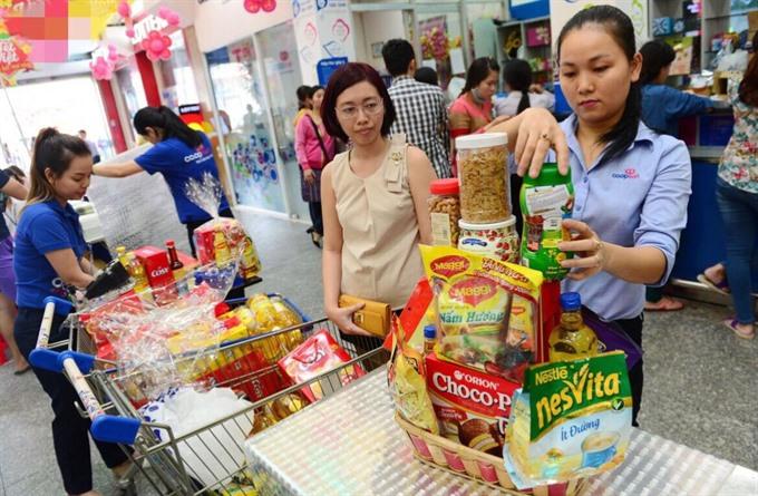 HCMCs Tết gift hamper market