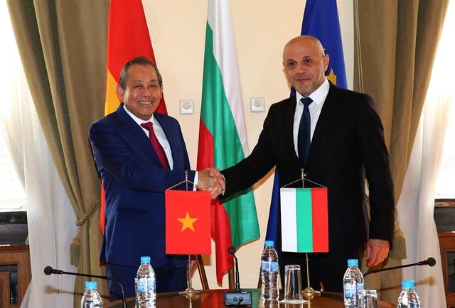 Việt Nam Bulgaria seek stronger partnership