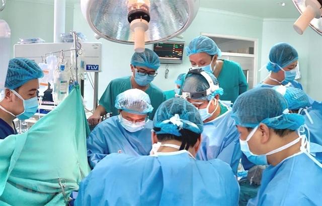 Huế Hospital succeeds in 1st case of liver transplantation